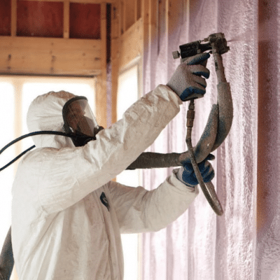 Foam Insulation - Amarillo, TX