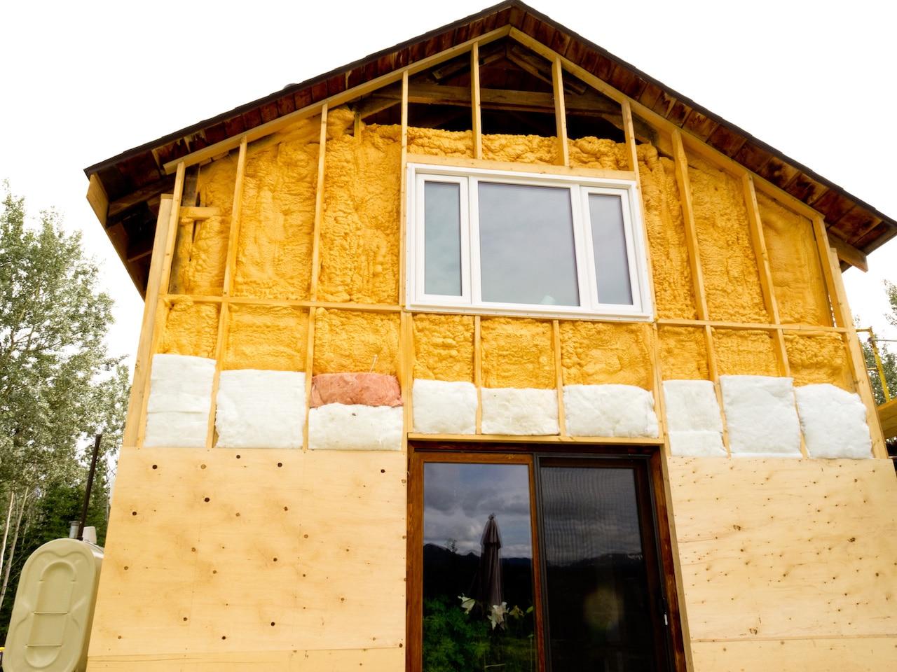 Spray Foam Insulation Amarillo Existing Home 05