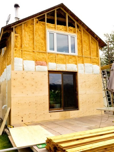 Spray Foam Insulation Amarillo, Existing Home