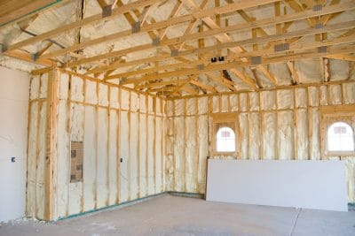 Spray Foam Insulation - Amarillo Texas