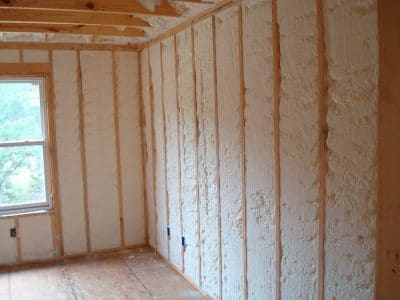 Spray Foam Insulation - Amarillo, Texas (Residential)