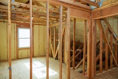 Spray Foam Insulation Attic Installation Amarillo