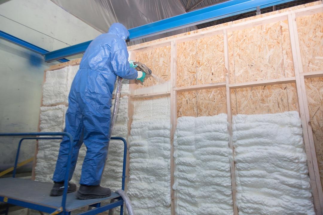 Spray Foam Insulation Commercial Contractors - Amarillo