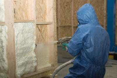 Spray Foam Insulation Contractor Amarillo Texas