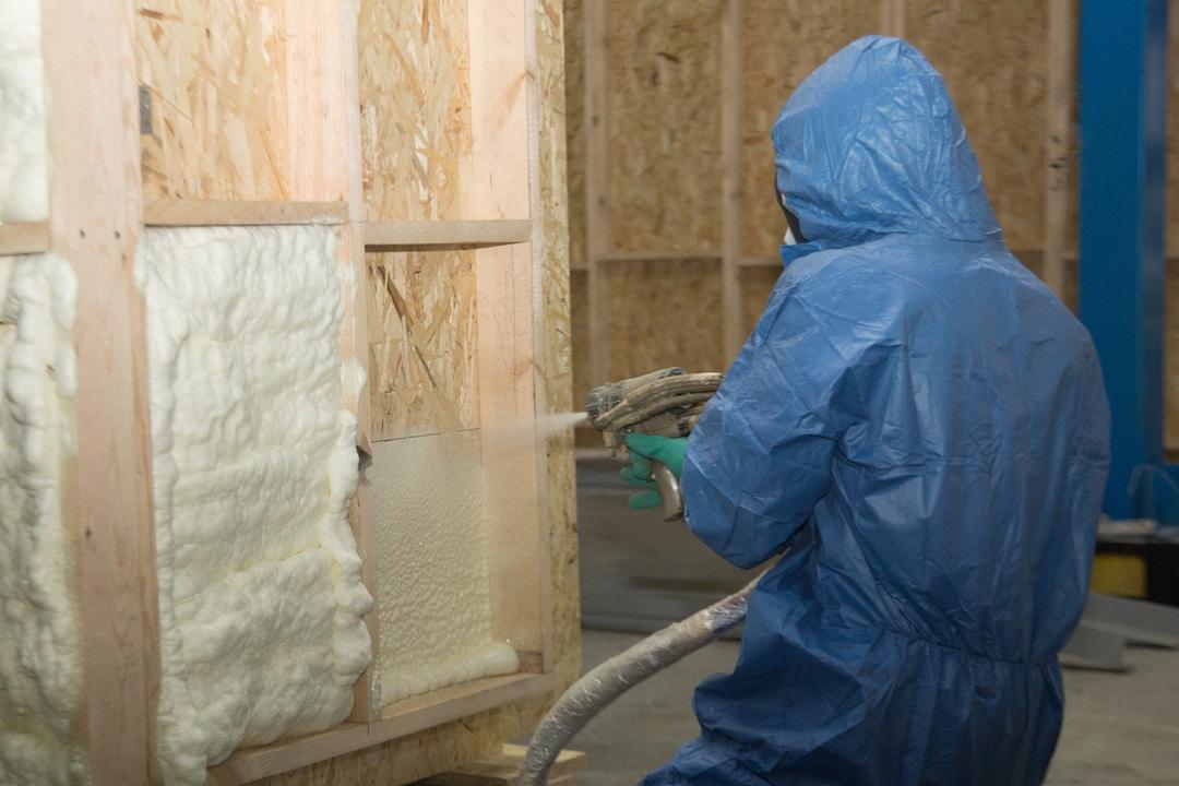 Spray Foam Insulation Contractor Amarillo Texas
