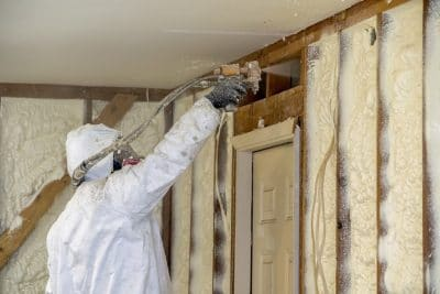 Spray Foam Insulation Contractor Amarillo TX