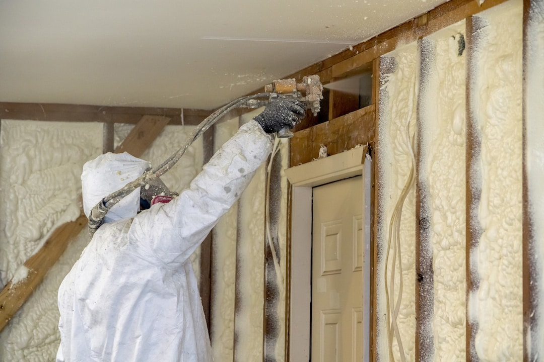 Spray Foam Insulation Contractor Amarillo TX