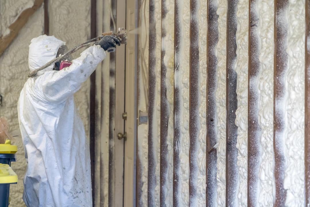 Spray Foam Insulation Contractor Amarillo