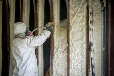 Spray Foam Insulation Contractors - Amarillo, Texas