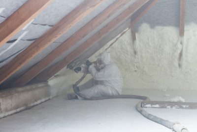 Spray Foam Insulation Install Contractors - Amarillo TX