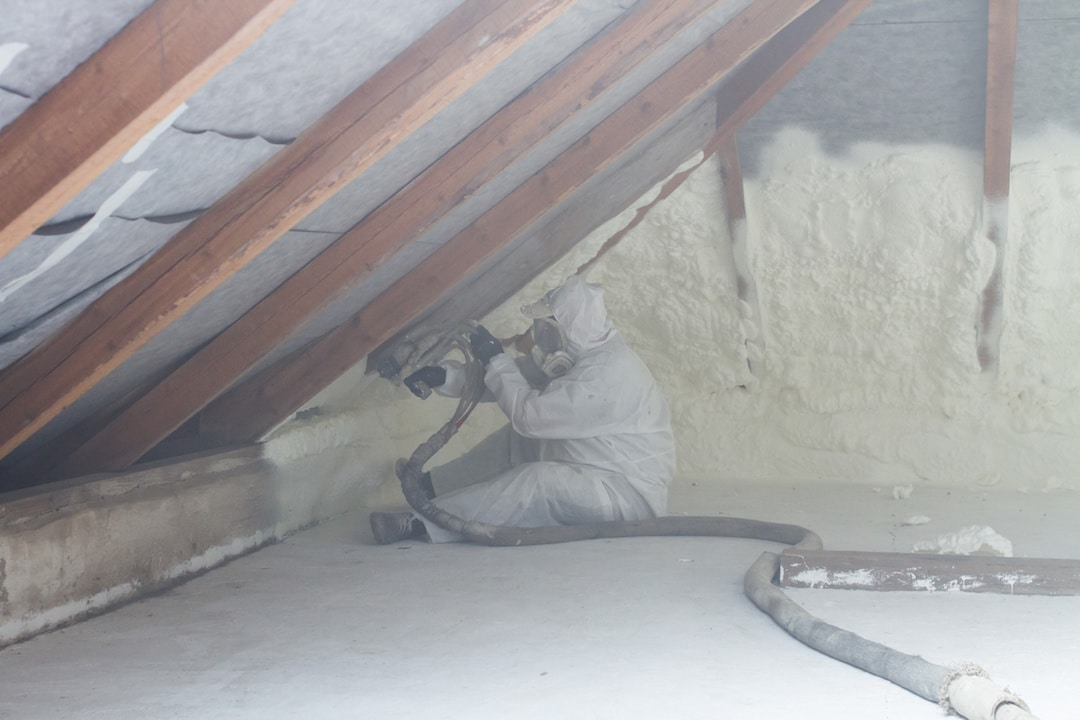 Spray Foam Insulation Install Contractors - Amarillo TX
