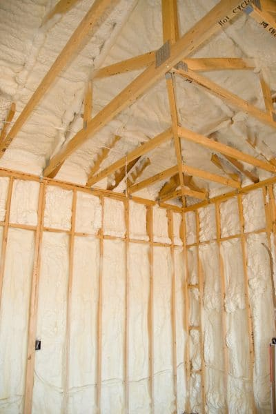 Spray Foam Insulation Installation Amarillo