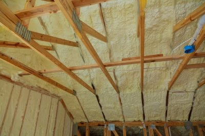 Spray Foam Insulation Installation Amarillo TX