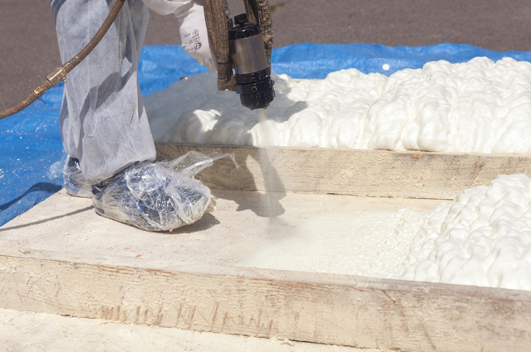 Spray Foam Insulation Installation Contractors Amarillo Texas
