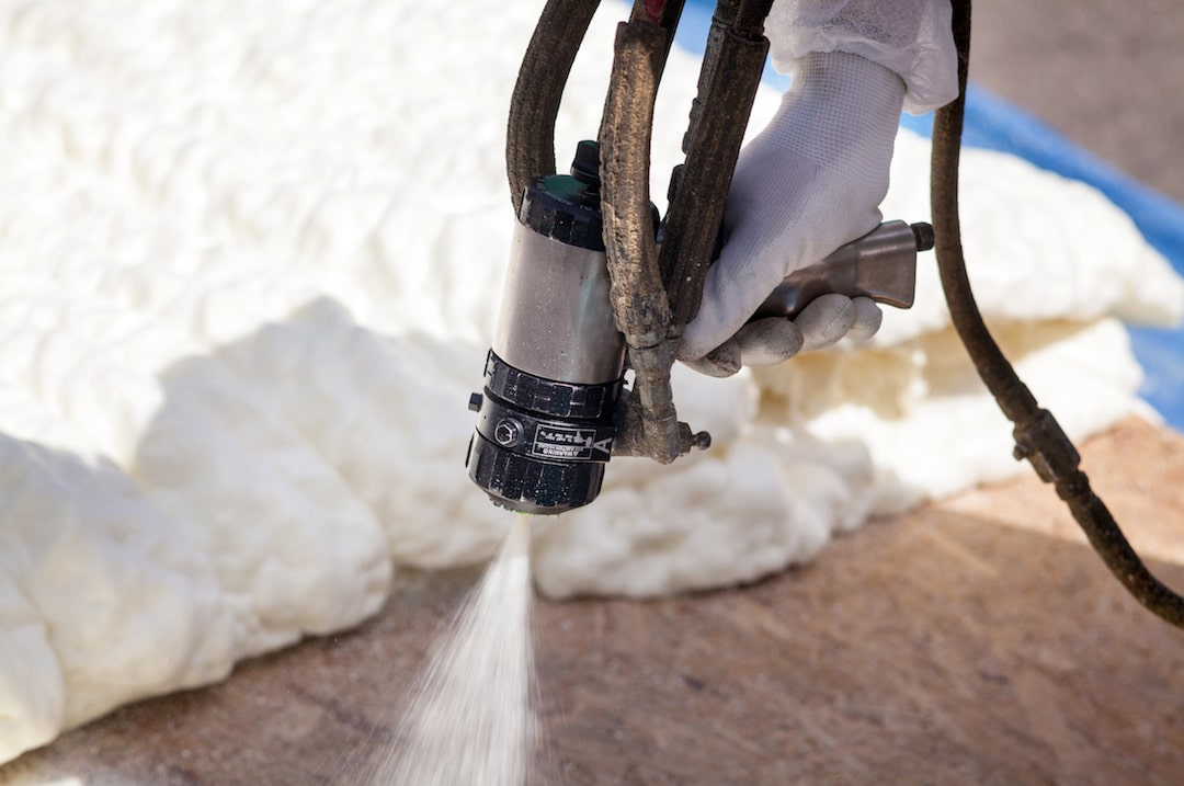 Spray Foam Insulation Installation Contractors Amarillo TX