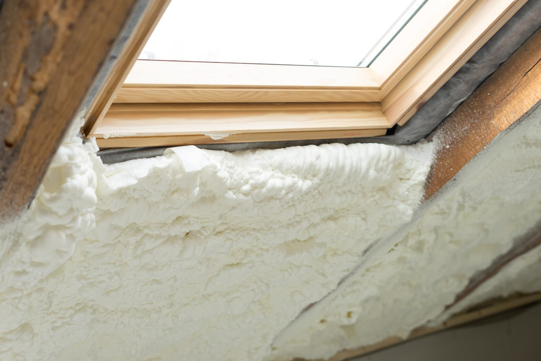 Spray Foam Insulation Installation Service - Amarillo