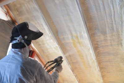 Spray Foam Insulation Installers - Amarillo