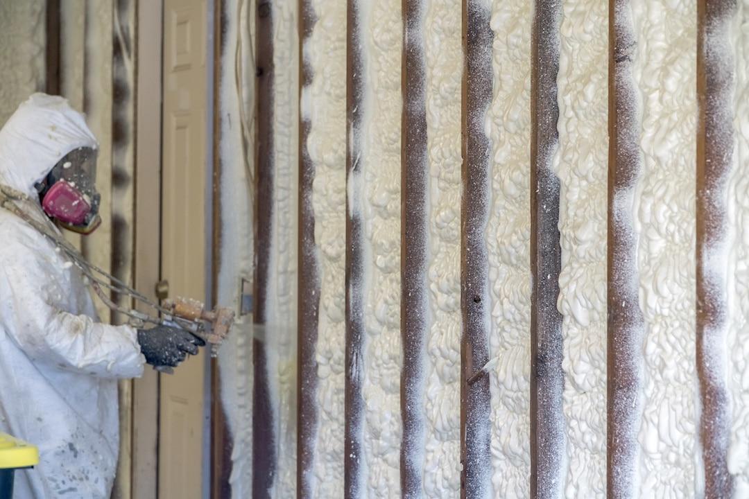 Spray Foam Insulation Installers Amarillo TX