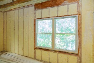Spray Foam Insulation New Installation Amarillo TX